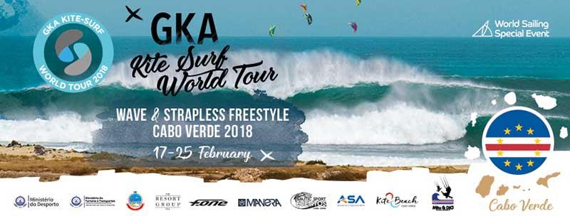 GKA Cape Verde event poster