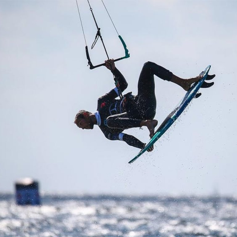 GKA Kite-Surf - Fehmarn - Day One