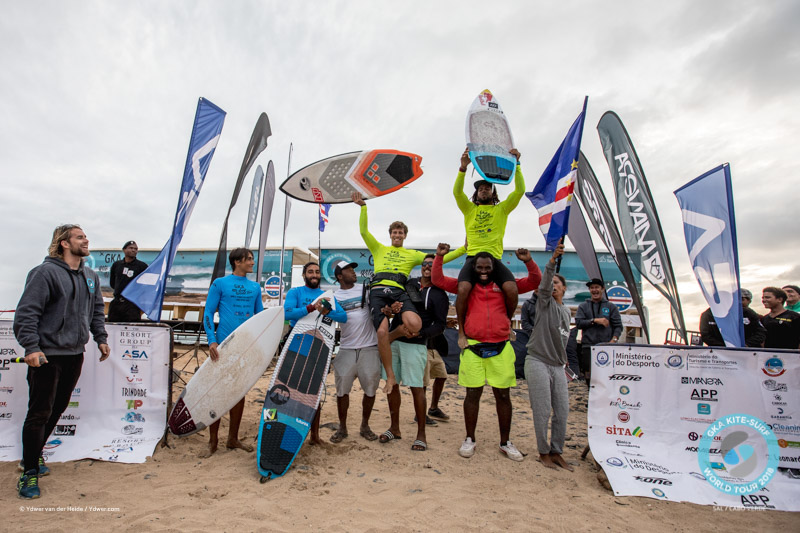 GKA Cape Verde - GKA Kite-Surf World Tour 2018