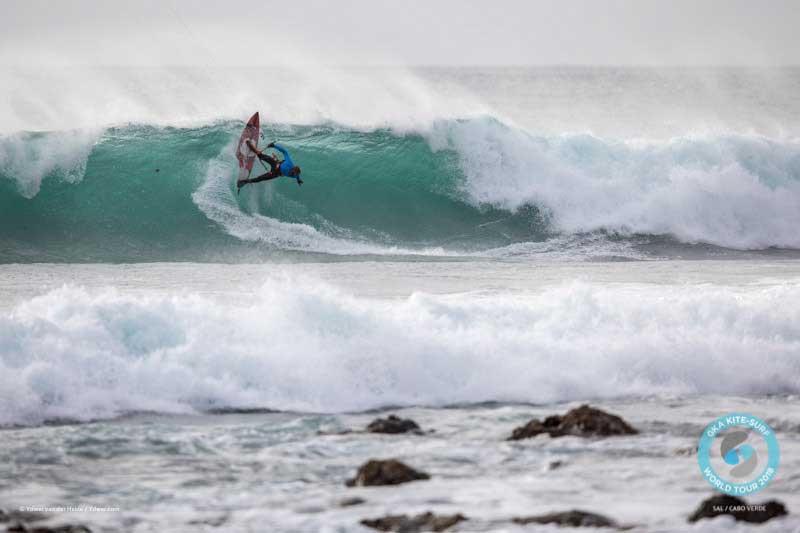Kite-surf World Tour Cape Verde