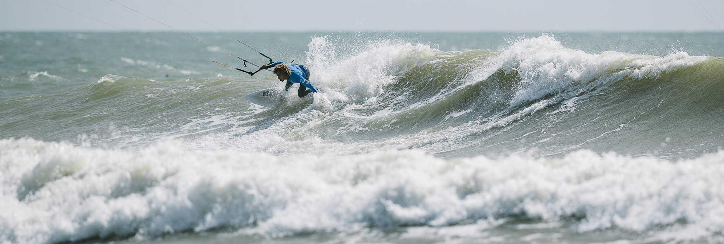 GKA Kite-Surf World Tour Dakhla 2018 Finals - Jan Marcos Riveras