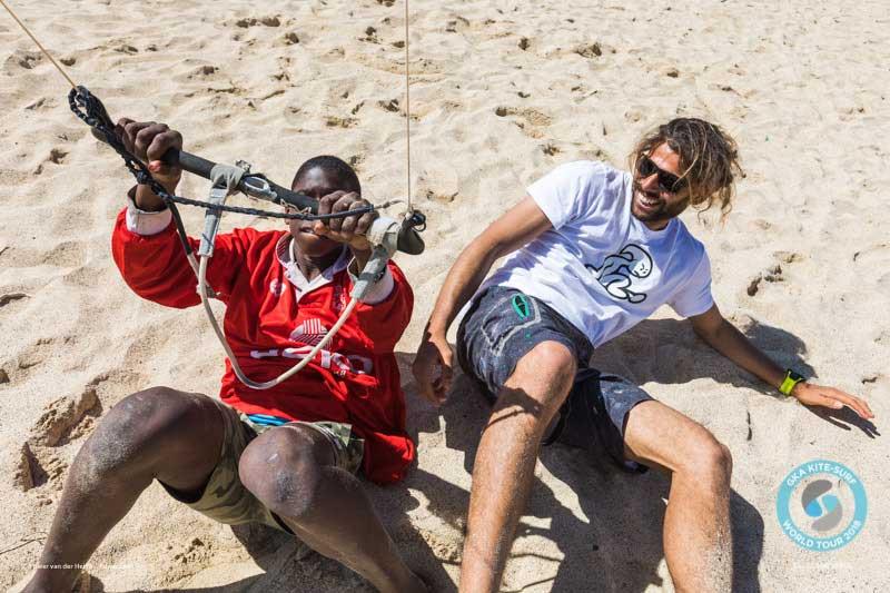 Gustavo Arrojo - GKA Kite-Surf World Tour