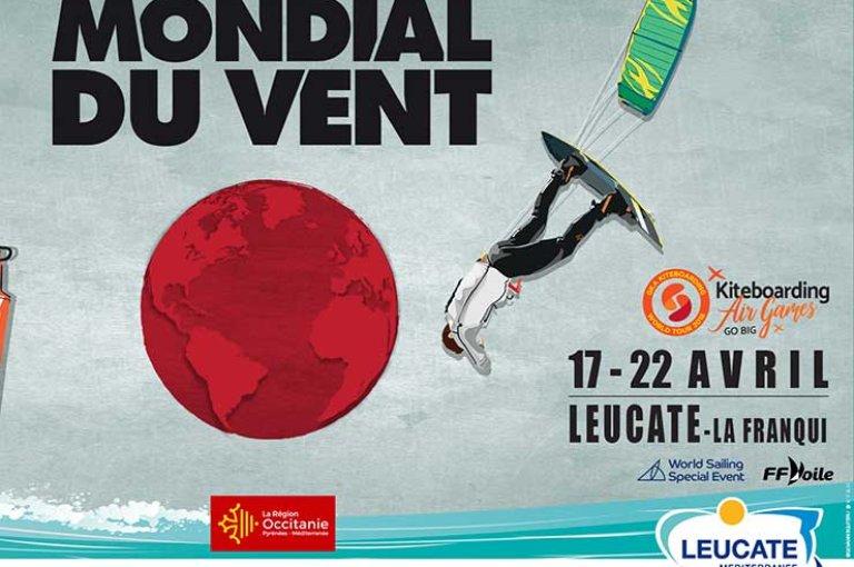 Image for Mondial Du Vent – GKA Kiteboarding World Tour Round 1 in April