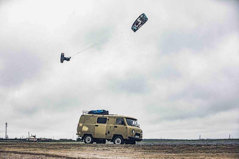 GKA Kiteboarding World Tour Leucate - Aaron Hadlow