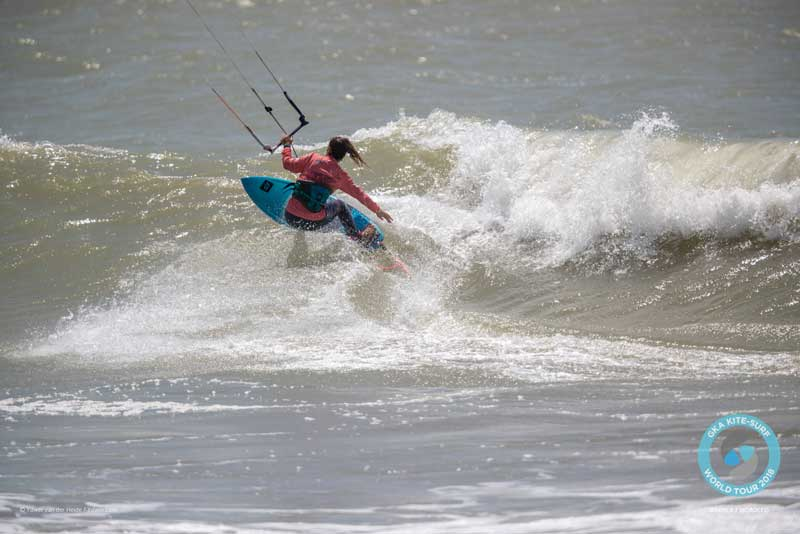 GKA Dakhla Day Two - Single Elimination - Ines Correia