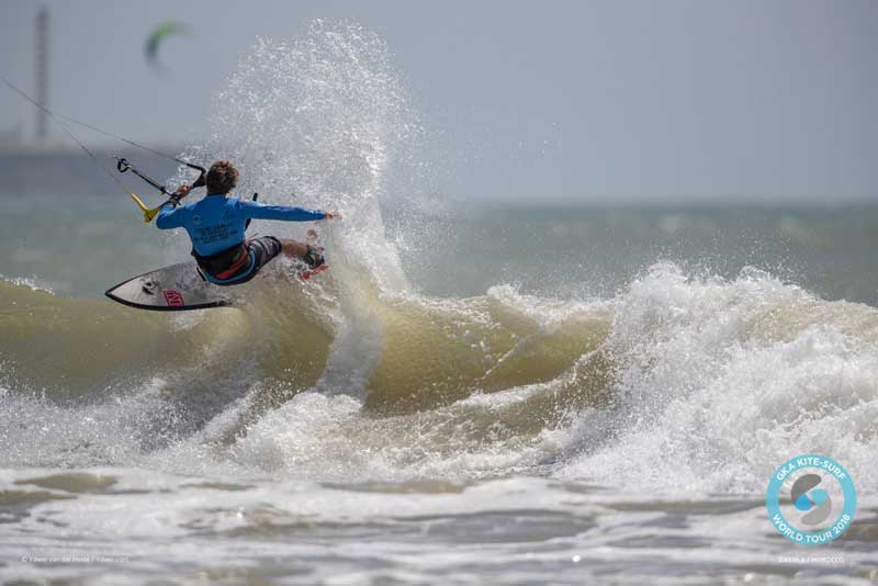 GKA Dakhla Day Two - Single Elimination - Keahi de Aboitiz