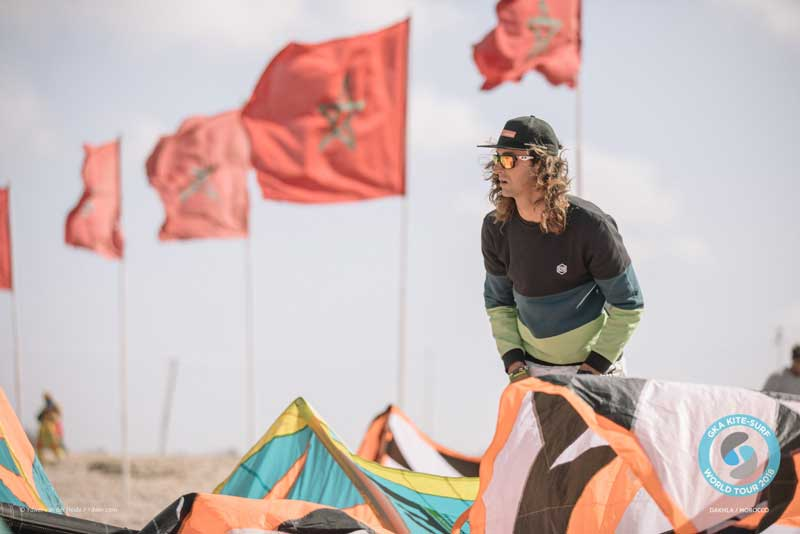 GKA Dakhla Day Two - Single Elimination - Tony Cili