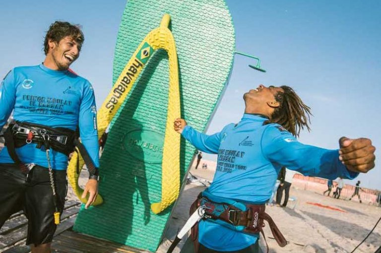 Image for Kite-Surf World Tour Dakhla – Day Four Finals – Behind the scenes