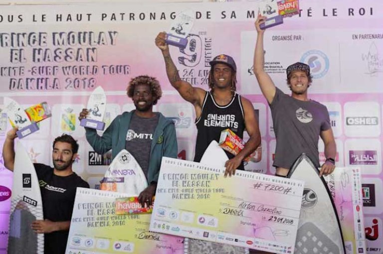 Image for Kite-Surf World Tour Dakhla – End of event wrap-up