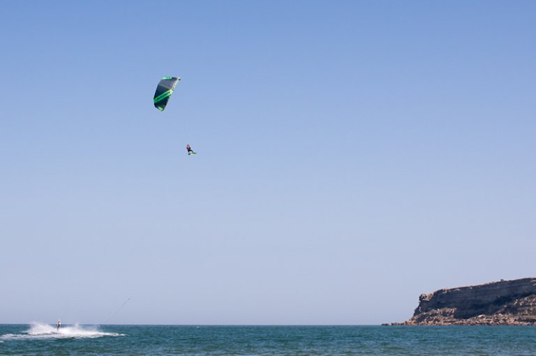 Image for Day Two – Leucate – GKA Kiteboarding World Tour 2018