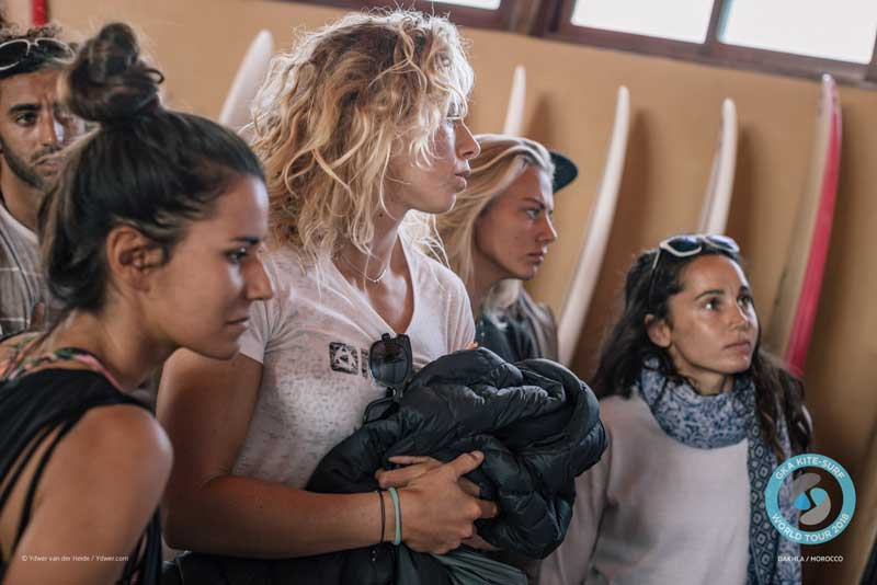 Womens registration GKA Kite-Surf World Tour Dakhla