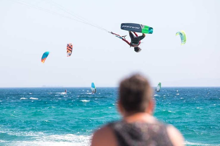 Image for Jeep Tarifa Pro 2018 – Air Games – Quick Summary Rounds 1, 2 and 3
