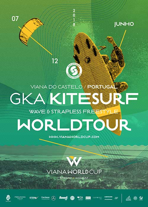 Portugal Viana official event poster