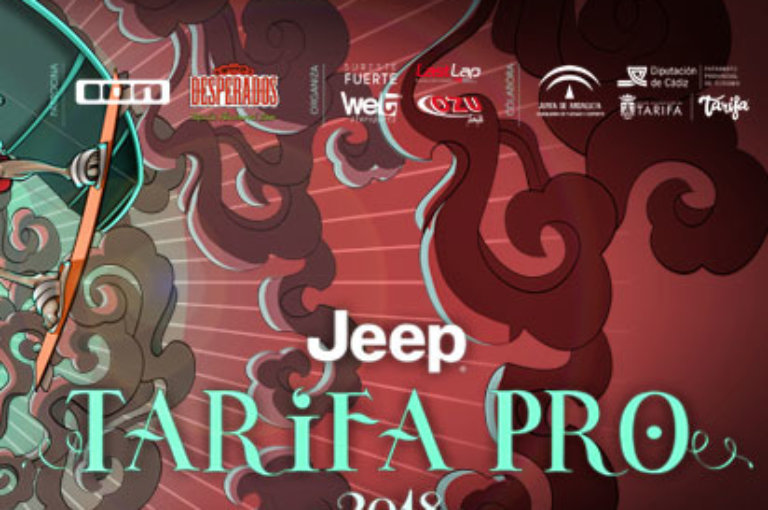 Image for The Jeep Tarifa Pro 2018 Kicks Off!
