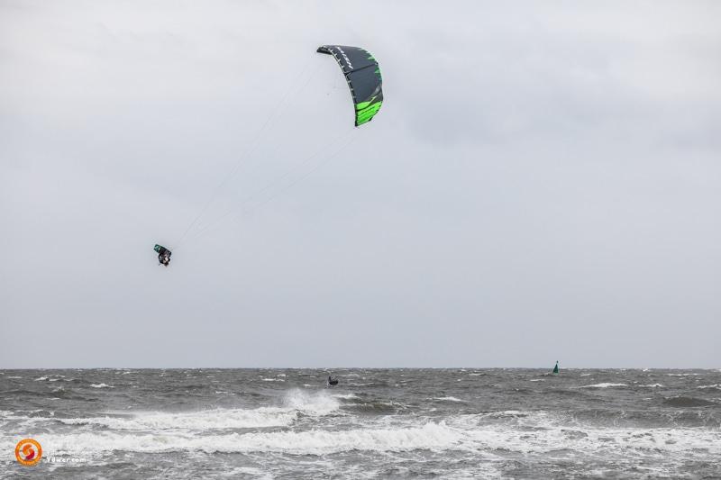 Jesse Richman GKA Air Games Germany kite loop