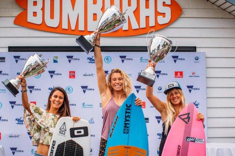 Image for GKA Kite-Surf World Tour 2018 Championship rankings
