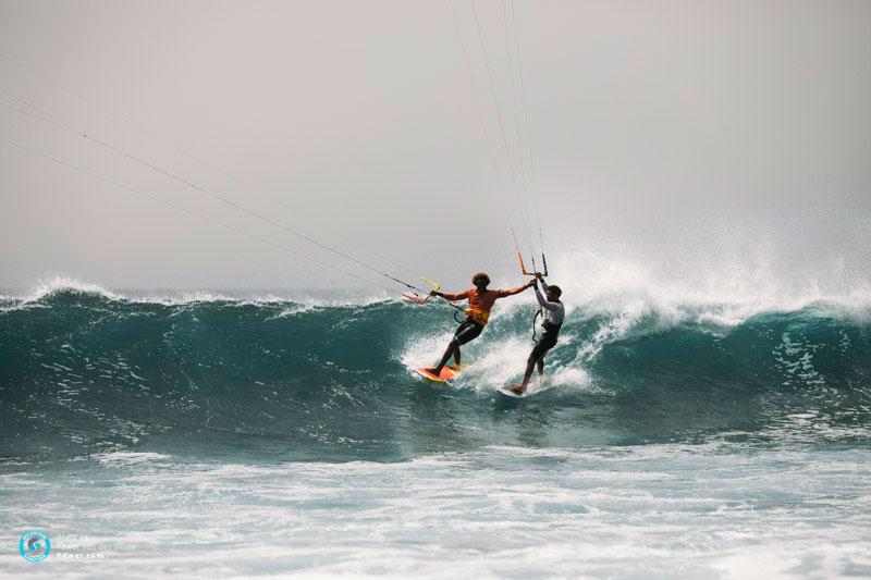 GKA Kite-Surf World Cup Cape Verde 2019 Airton Cozzolino