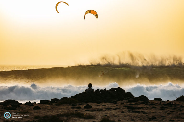 Image for GKA Kite-Surf World Cup kicks off in Cabo Verde