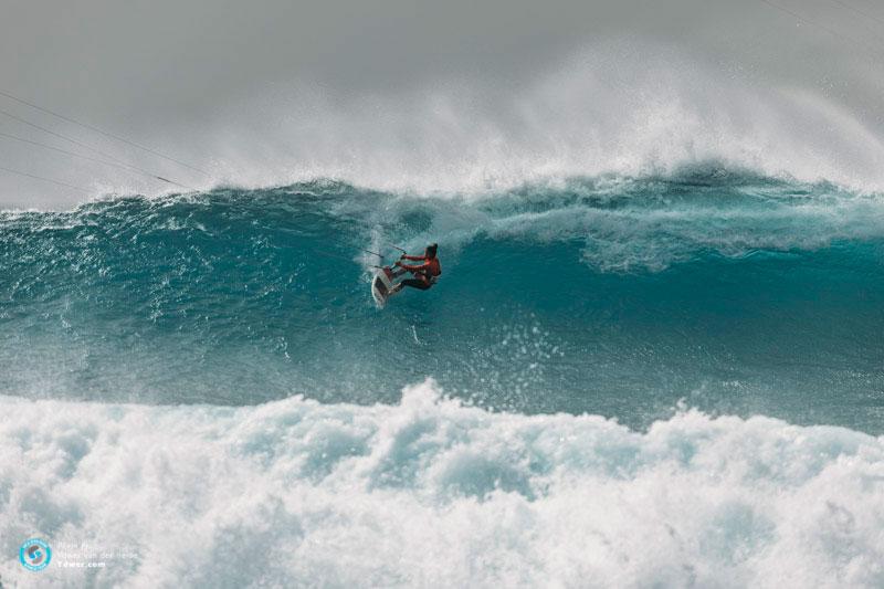 GKA Kite-Surf World Cup Cape Verde 2019 Charlotte Carpentier