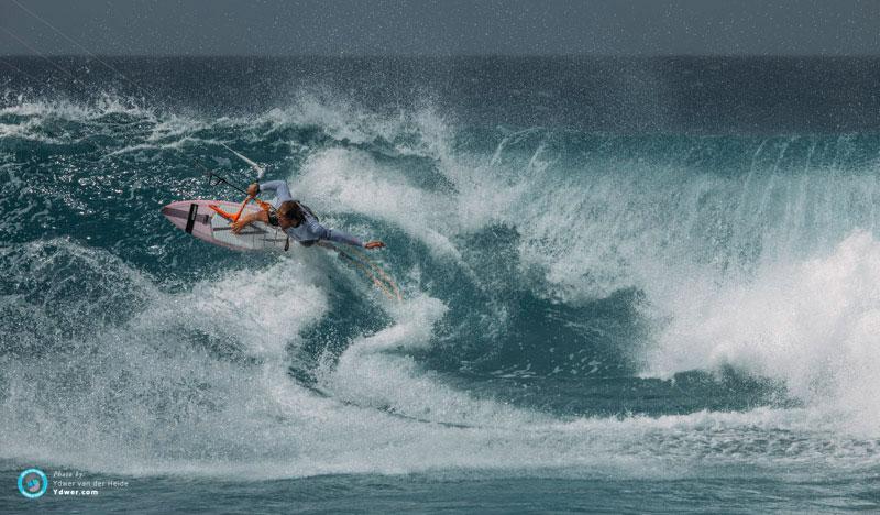 GKA Kite-Surf World Cup Cabo Verde Mitu Monteiro Francesco Cappuzzo