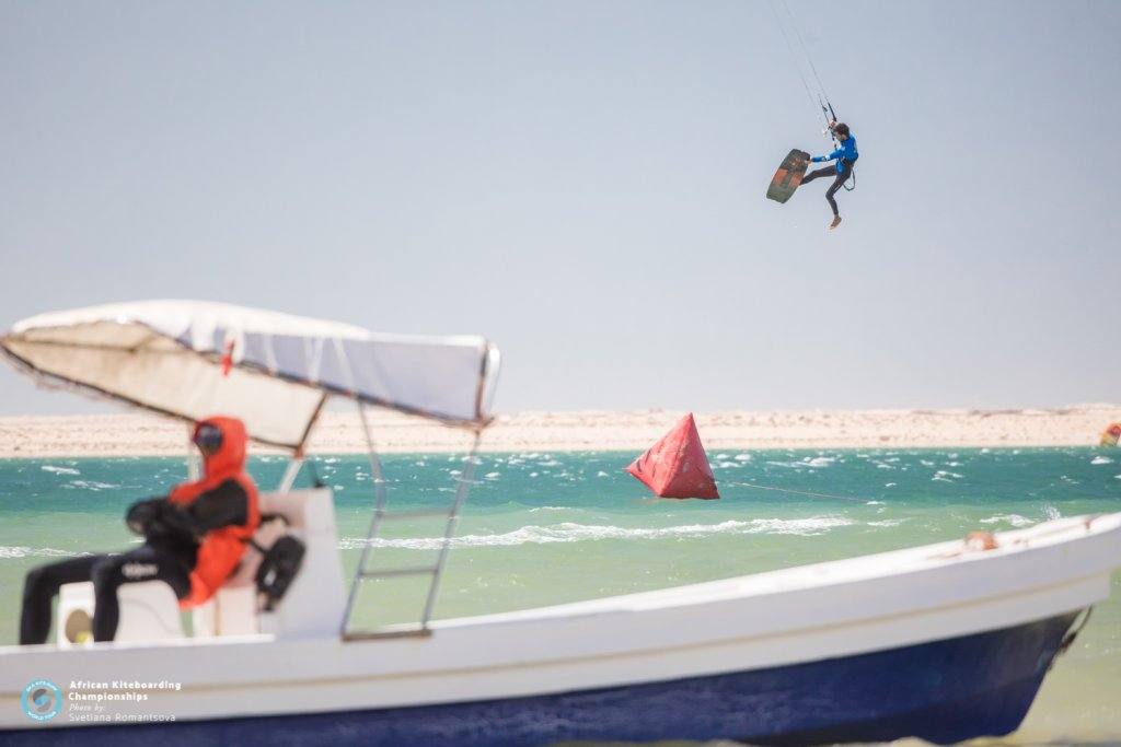 The African Kiteboarding Championships - Dakhla, Morocco - Day 1
