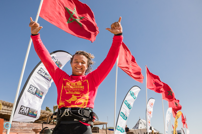 The African Kiteboarding Championships - Dakhla, Morocco - Day 2
