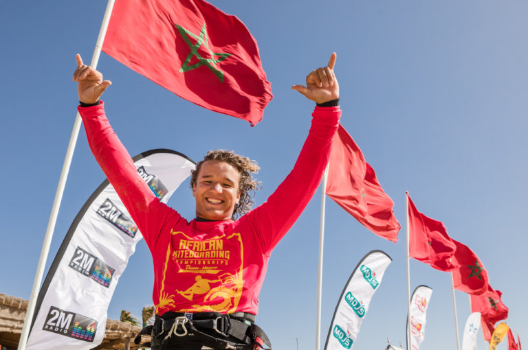 Image for The African Kiteboarding Championships – Dakhla, Morocco – Day 2