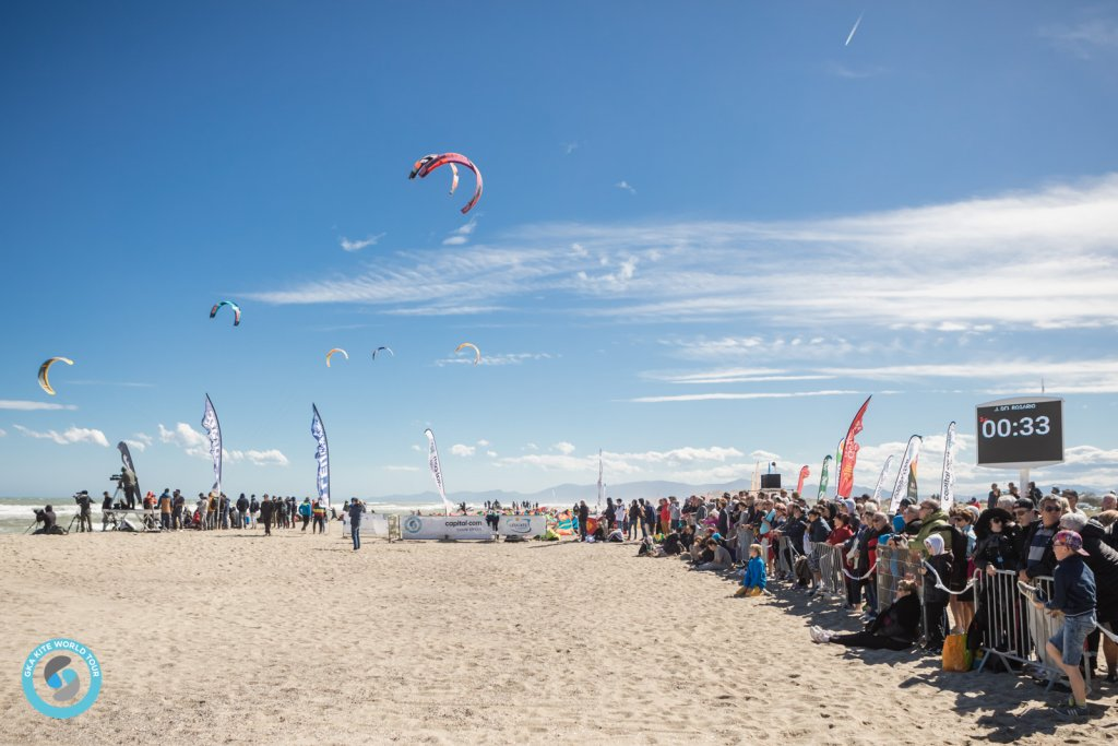 Port Leucate - GKA Freestyle World Cup 2019 finals