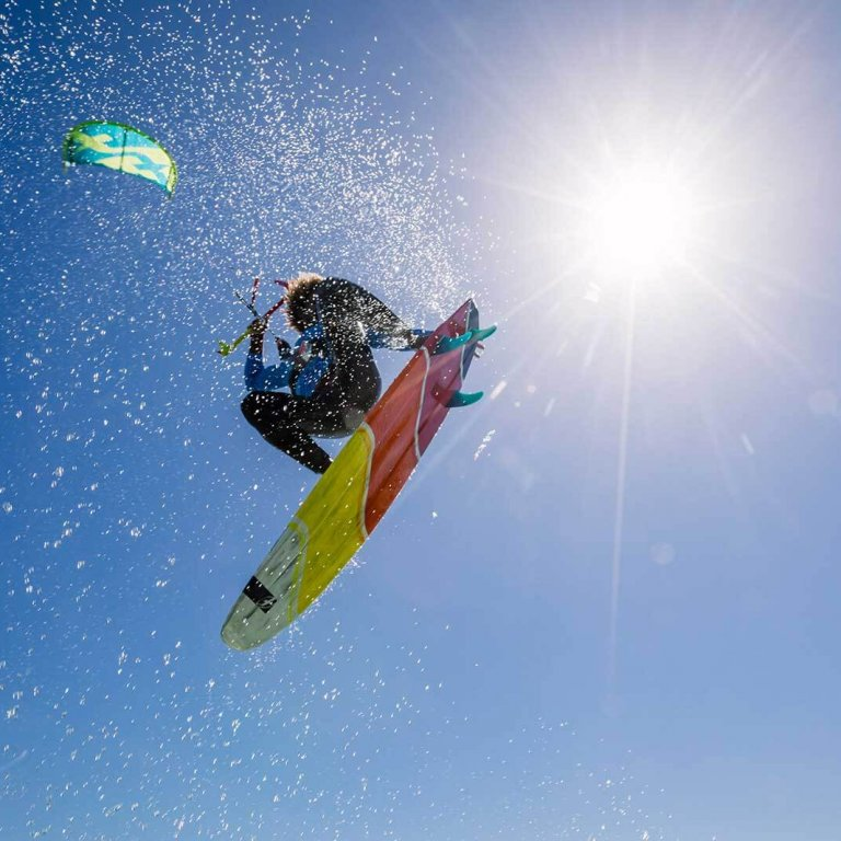 Mitu 2018 Kite-Surf season re-cap