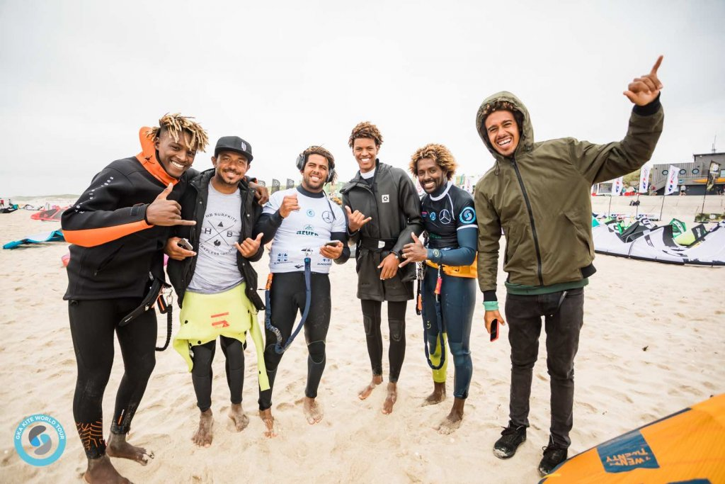 Cape Verde crew - GKA Sylt