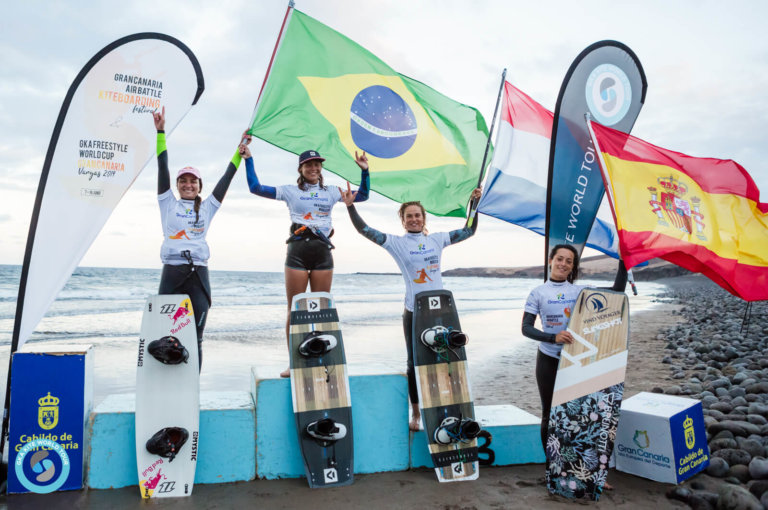 Image for Mikaili Sol wins the GKA Gran Canaria!