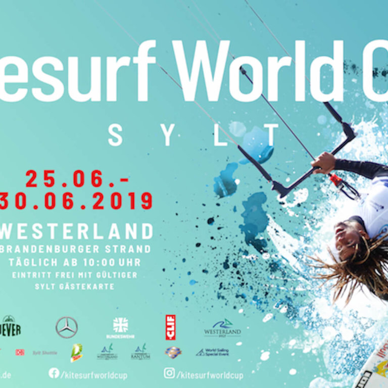 GKA Kite-Surf World Cup Sylt 2019