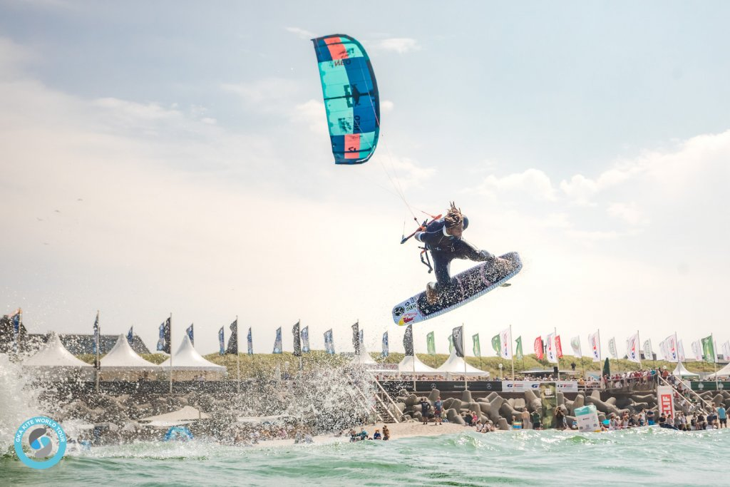 GKA Kite-Surf World Cup Sylt 2019 Airton Cozzolino