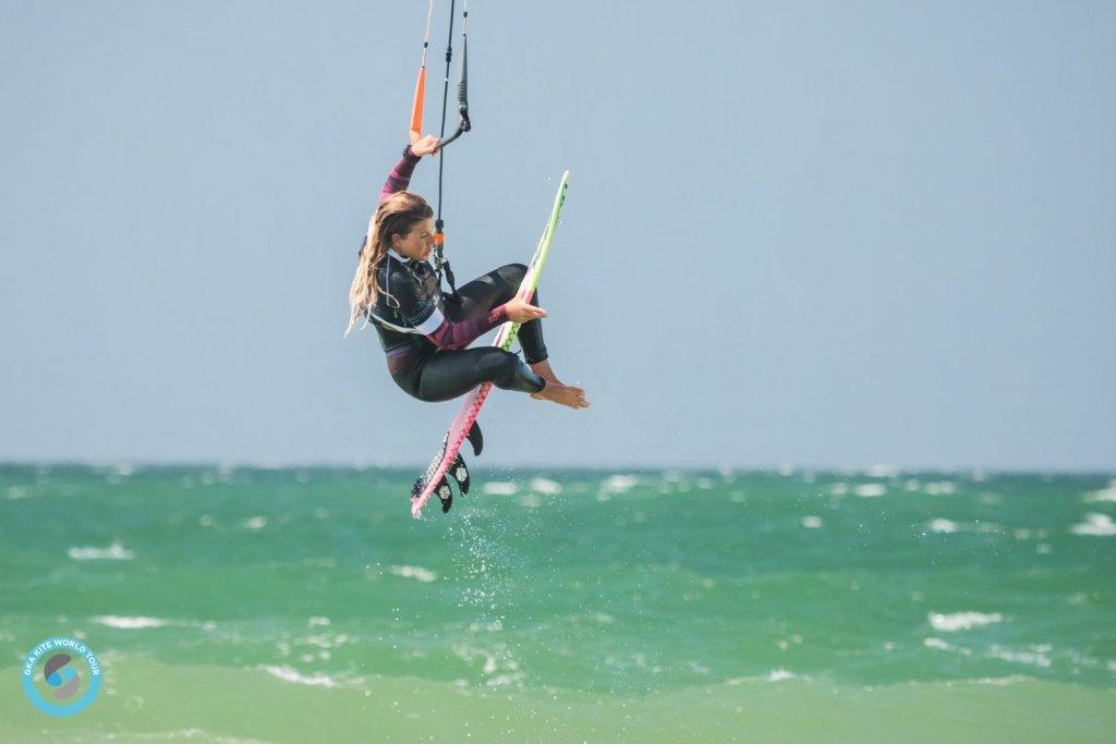 GKA Kite-Surf World Cup Sylt Carla Herrera Oria