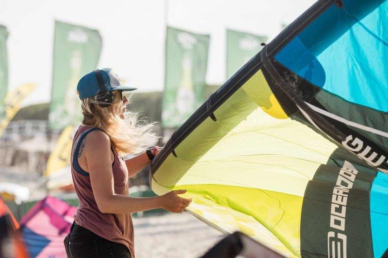Image for Women's Single Eliminations Begin – GKA Sylt