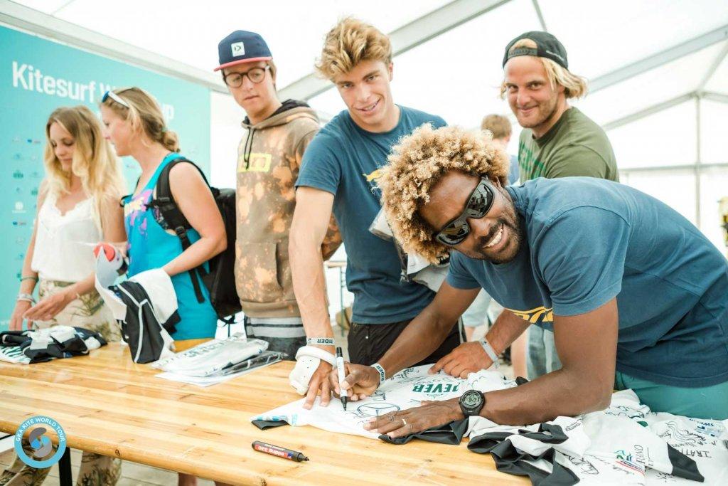 GKA Kite-Surf World Cup Sylt Mitu Monteiro