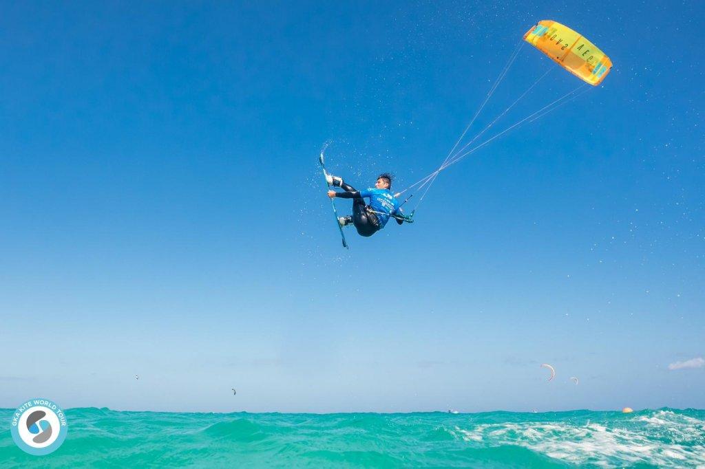 Alex Neto GKA Freestyle World Cup Fuerteventura