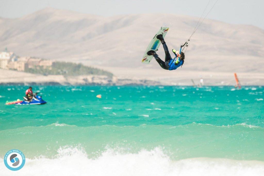 Bruna Kajiya - GKA Freestyle World Cup Fuerteventura
