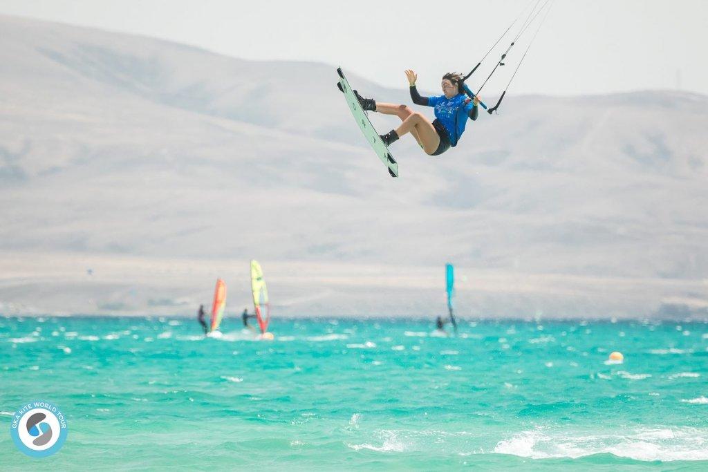 Bruna Kajiya - GKA Fuerteventura