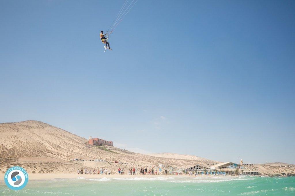 Carlos Mario - GKA Fuerteventura Big Air