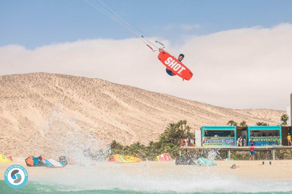 Carlos Mario - GKA Fuerteventura Finals