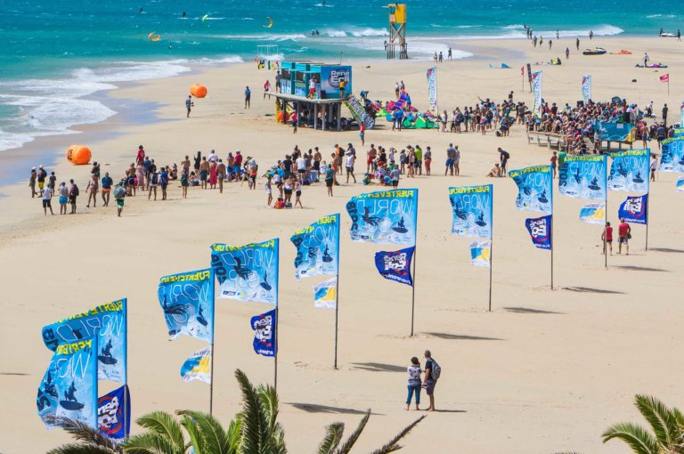 Image for GKA Freestyle World Cup Fuerteventura – Coming 19 – 24th July