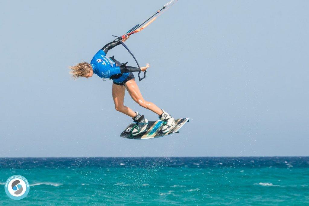 GKA Freestyle World Cup Fuerteventura - Pippa van Iersel