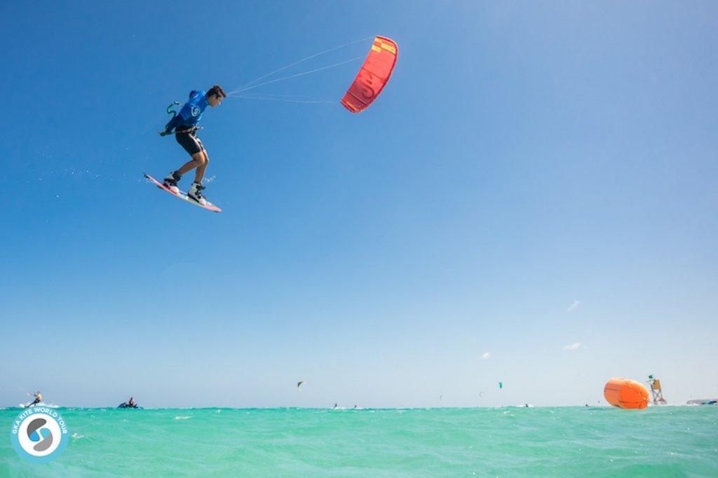 GKA Fuerteventura Best Trick - Arthur Guillebert