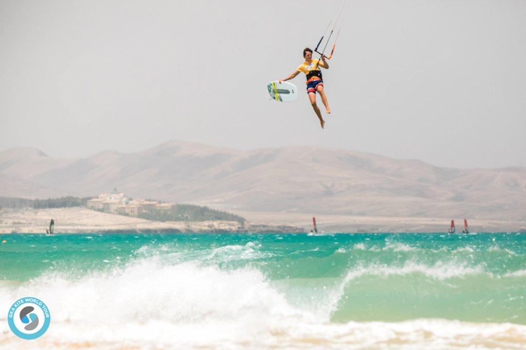 GKA Fuerteventura Best Trick - Kiko Roig Torres