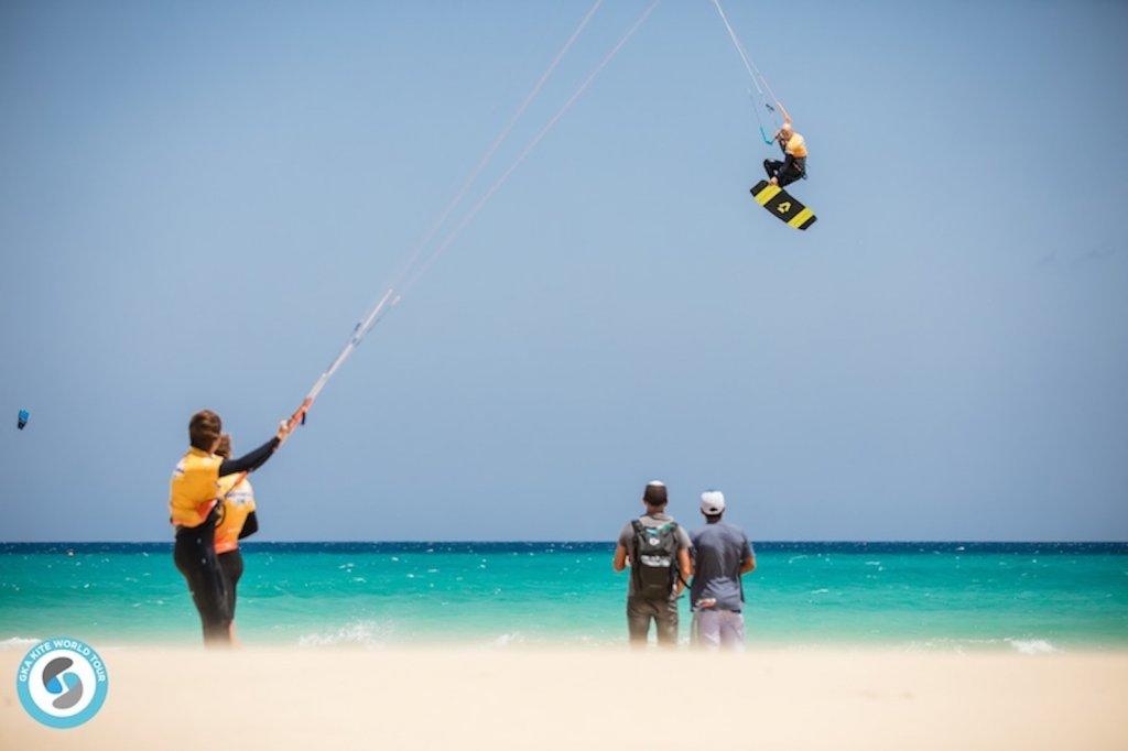 GKA Fuerteventura Best Trick - Lewis Crathern