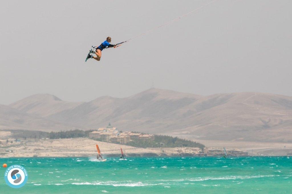 GKA Fuerteventura Best Trick - Pippa van Iersel
