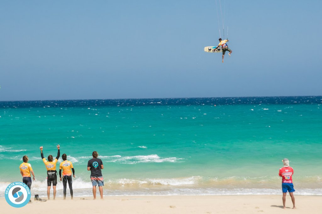 GKA Fuerteventura Big Air - Joselito Del Rosario