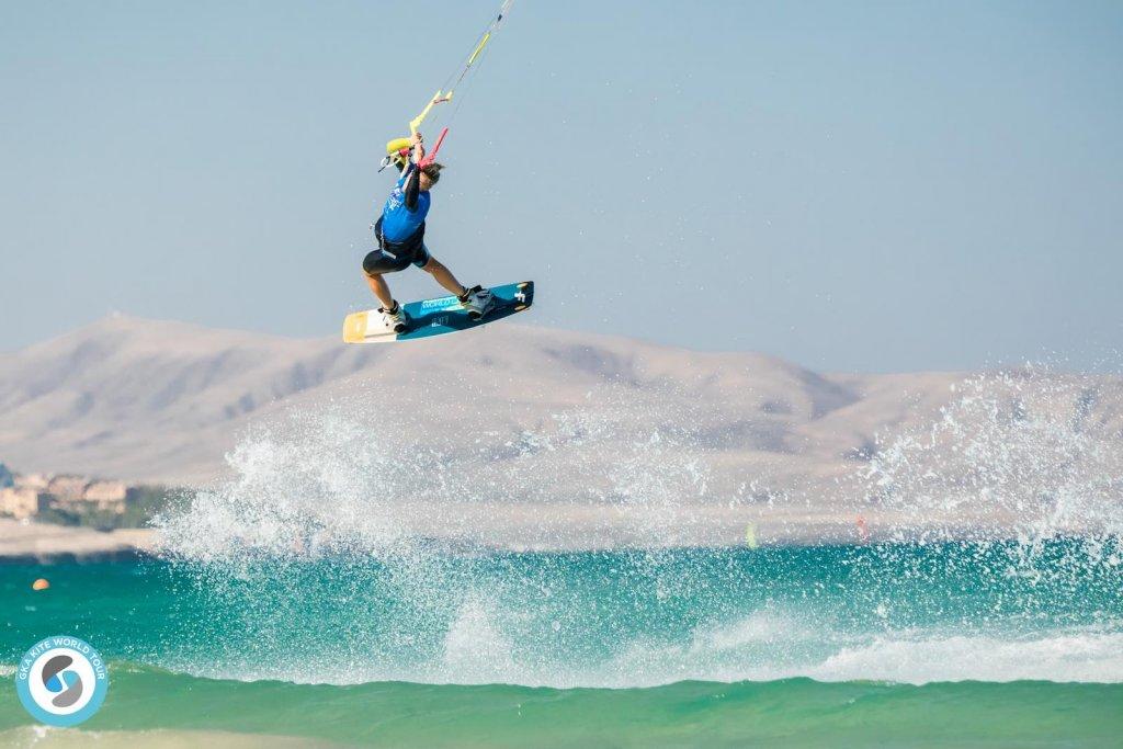 GKA Fuerteventura Liam Whaley