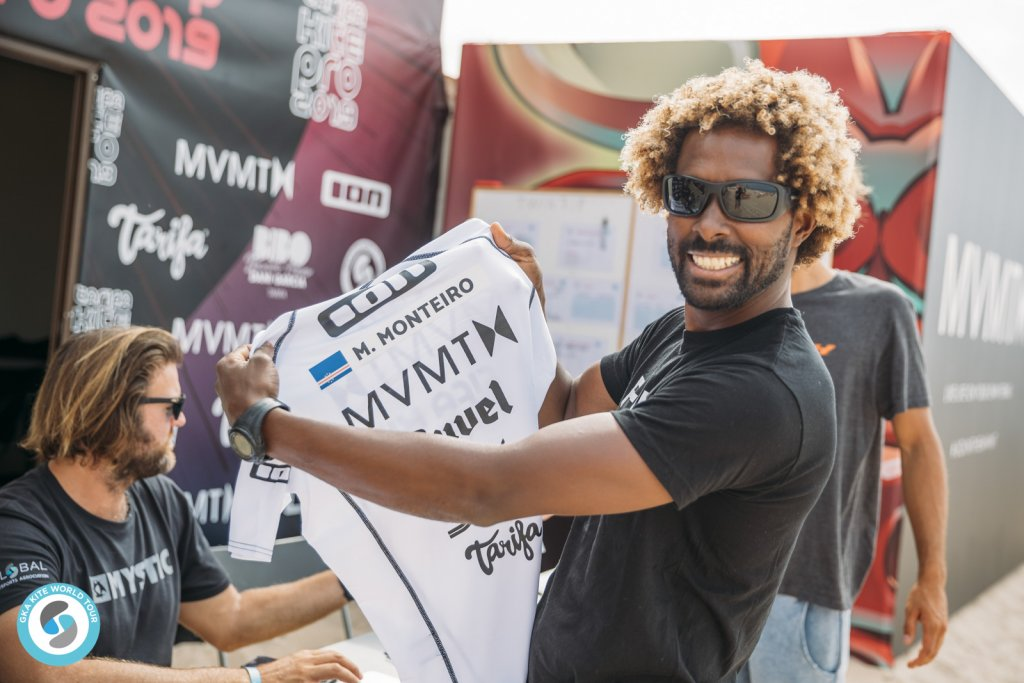 Mitu Monteiro GKA Kite World Cup Tarifa